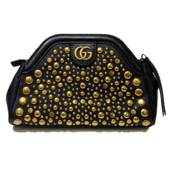 Gucci Re(Belle) Studded Crossbody Bag