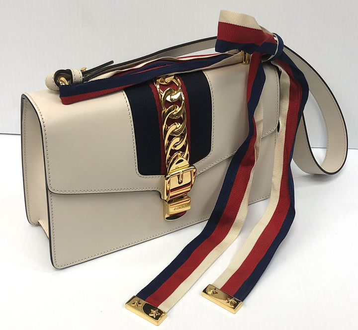 Gucci Sylvie Small Shoulder Bag - Chicago Pawners & Jewelers