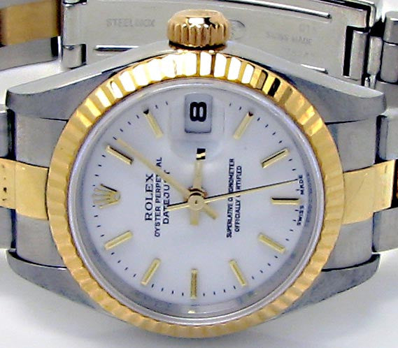 Rolex Datejust SS/18K - Chicago Pawners & Jewelers
