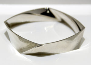 Tiffany & Co. Frank Gehry Torque Bangle Bracelet - Chicago Pawners & Jewelers