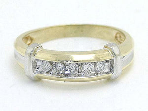 0.20ct Diamond Wedding Band - Chicago Pawners & Jewelers