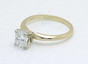 1.01ct Cushion Cut Diamond Engagement Ring - Chicago Pawners & Jewelers