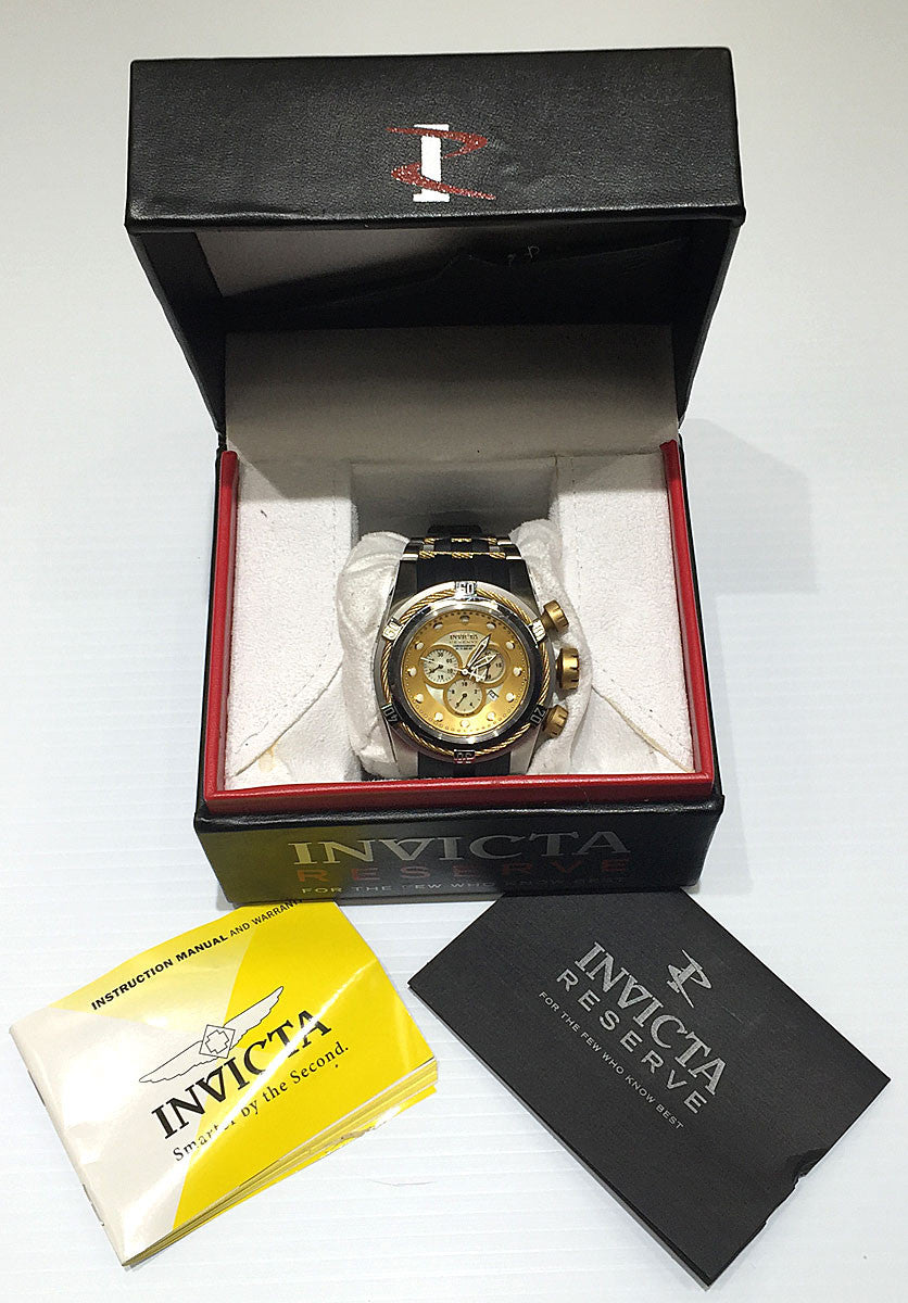 Invicta Reserve Bolt Chronograph - Chicago Pawners & Jewelers