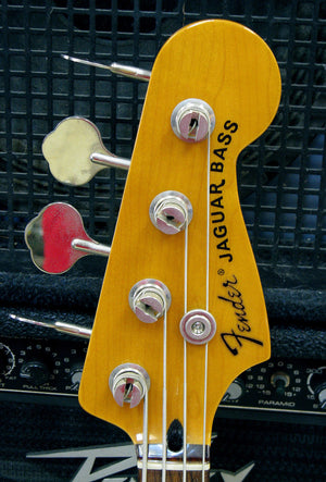Fender Jaguar Bass Guitar - Chicago Pawners & Jewelers