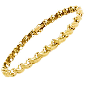 Jose Hess 18kt Gold Bracelet - Chicago Pawners & Jewelers