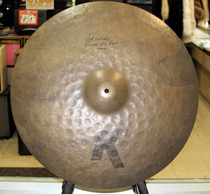 "Zildjian 21"" K Custom Special Dry Ride Cymbal - Chicago Pawners & Jewelers"