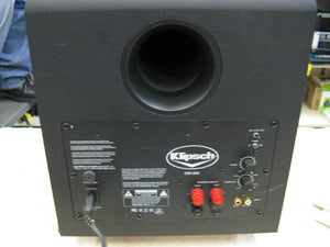 Klipsch SW-350 Powered Subwoofer - Chicago Pawners & Jewelers