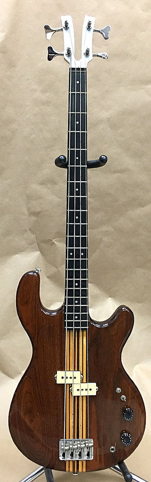 Kramer DMZ4001 Aluminum Neck Bass Guitar
