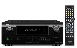 Denon AVR-590 A/V Receiver - Chicago Pawners & Jewelers