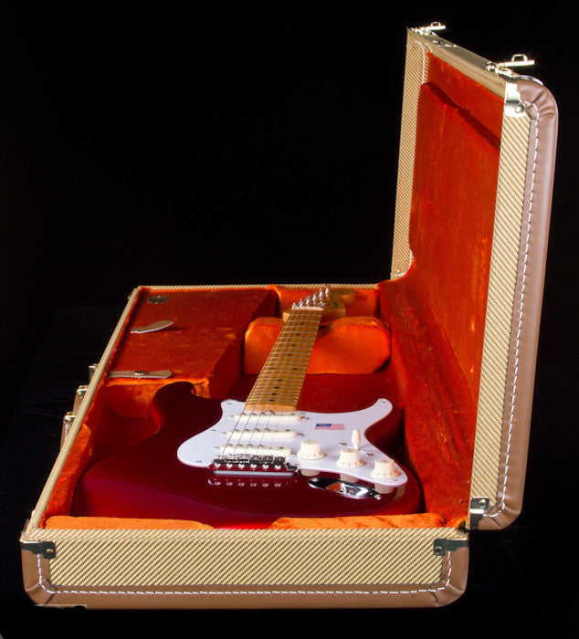 Fender American Vintage '57 Stratocaster Candy Apple Red