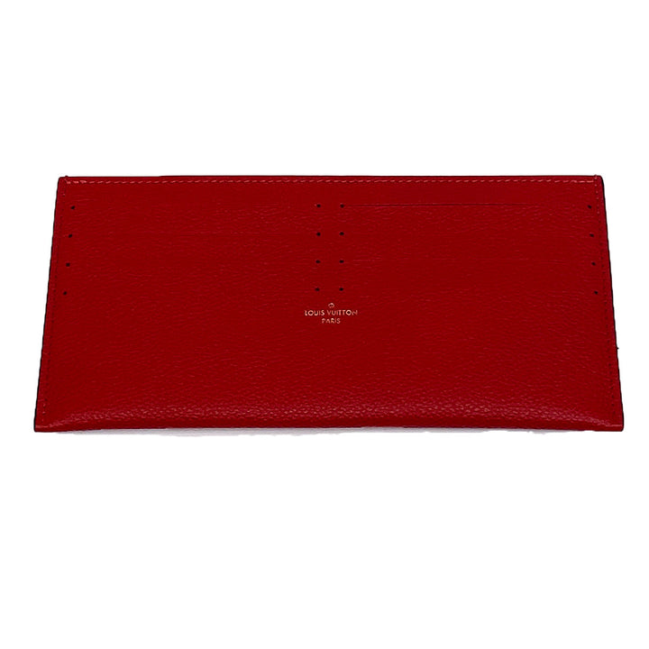 Louis Vuitton Felicie Card Holder Insert Cherry