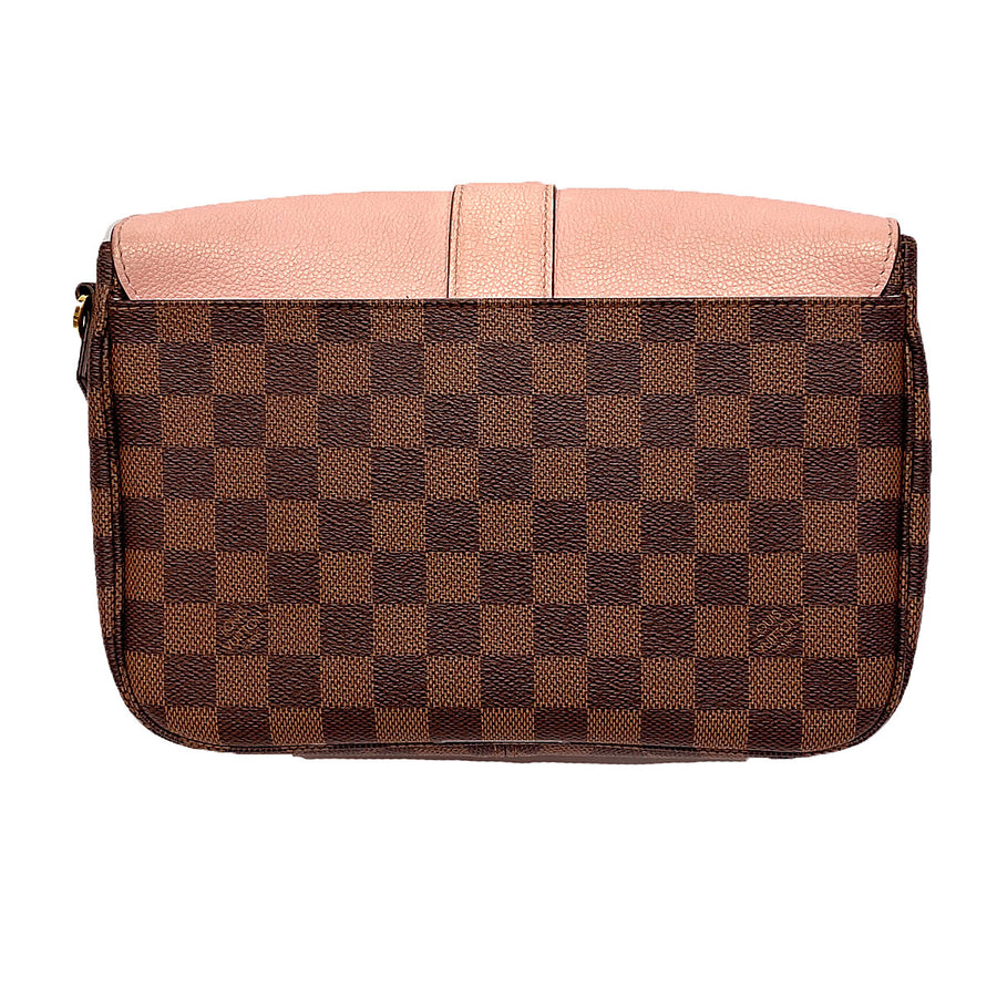 Louis Vuitton Clapton Damier Ebene Magnolia Crossbody - Chicago Pawners & Jewelers