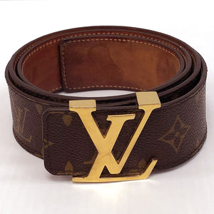 Louis Vuitton Monogram Initiales 40mm Belt