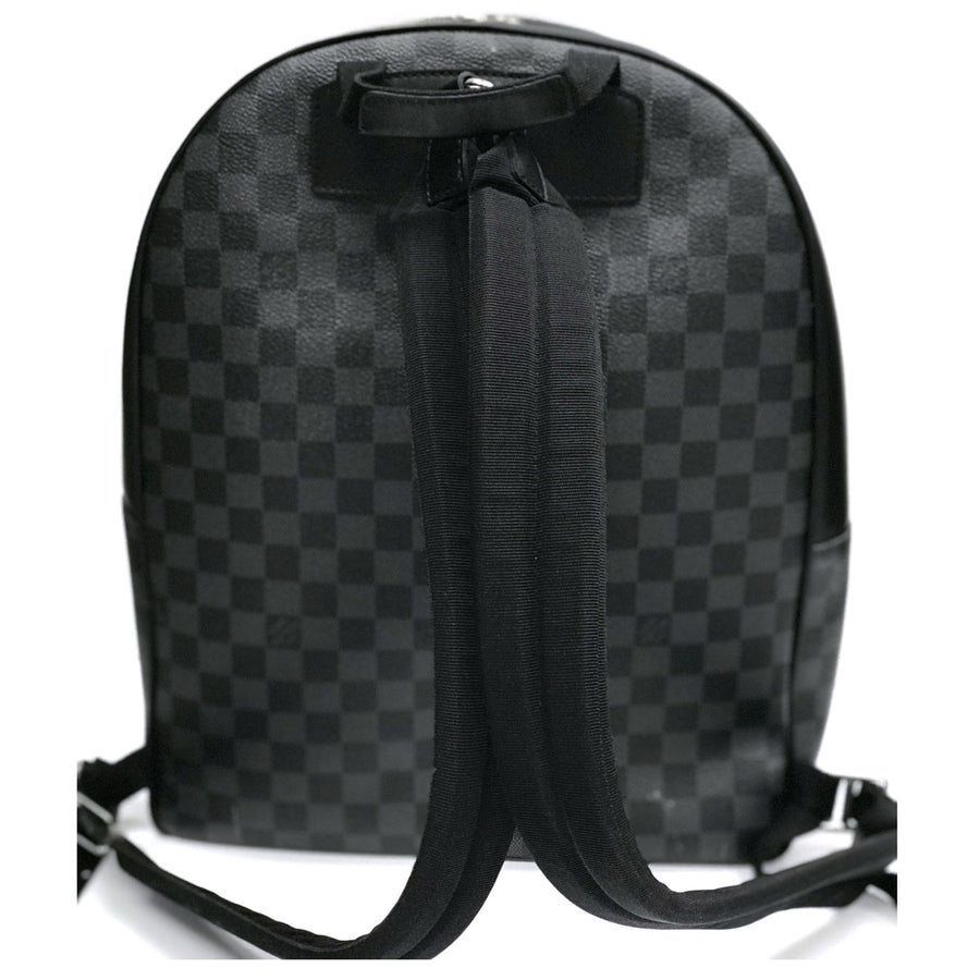 Louis Vuitton Josh Backpack Damier Graphite