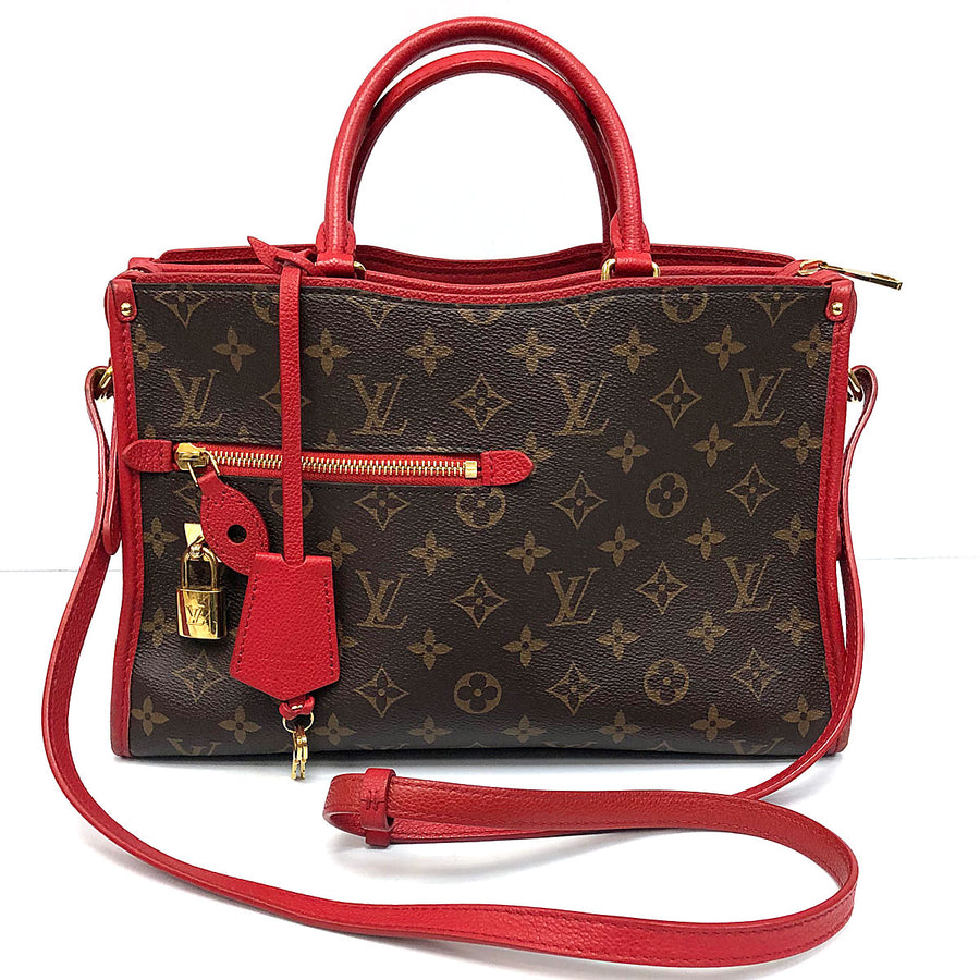 Louis Vuitton Popincourt PM Tote Cherry - Chicago Pawners & Jewelers