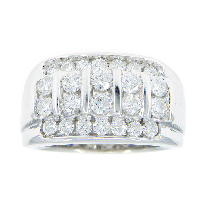 2.50ct Diamond Band Ring