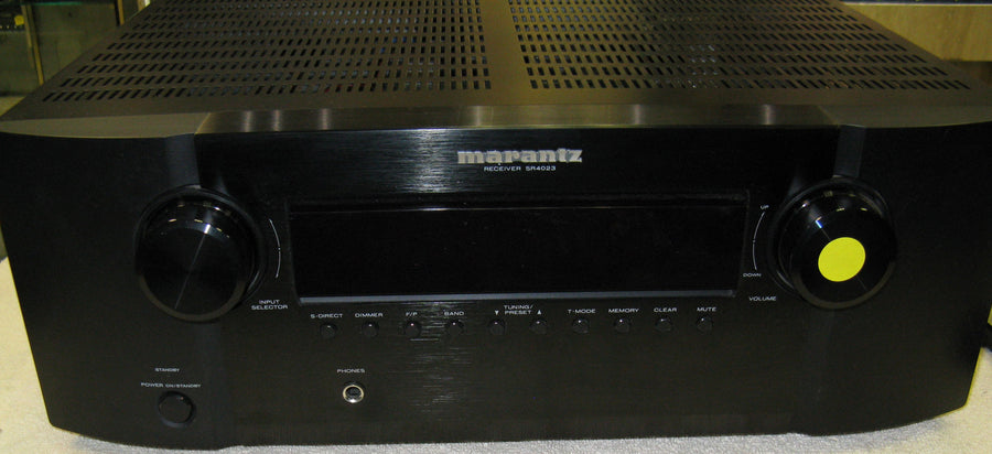 Marantz SR4023 Stereo Receiver - Chicago Pawners & Jewelers