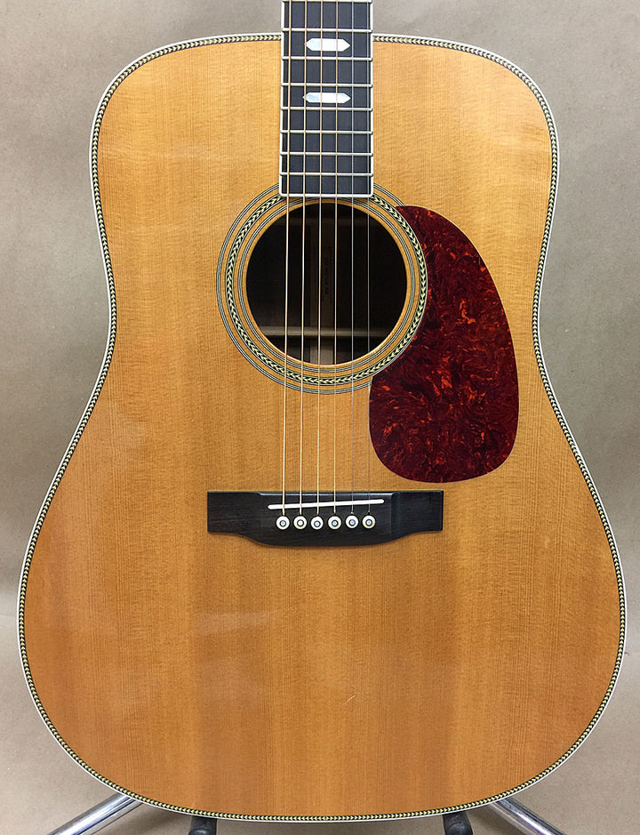 Martin Custom Walnut Dreadnought 1988