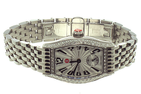 Michele Urban Coquette Diamond Watch - Chicago Pawners & Jewelers