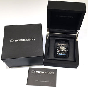 Momo Design Pilot Titanium Limited Edition MD375 - Chicago Pawners & Jewelers