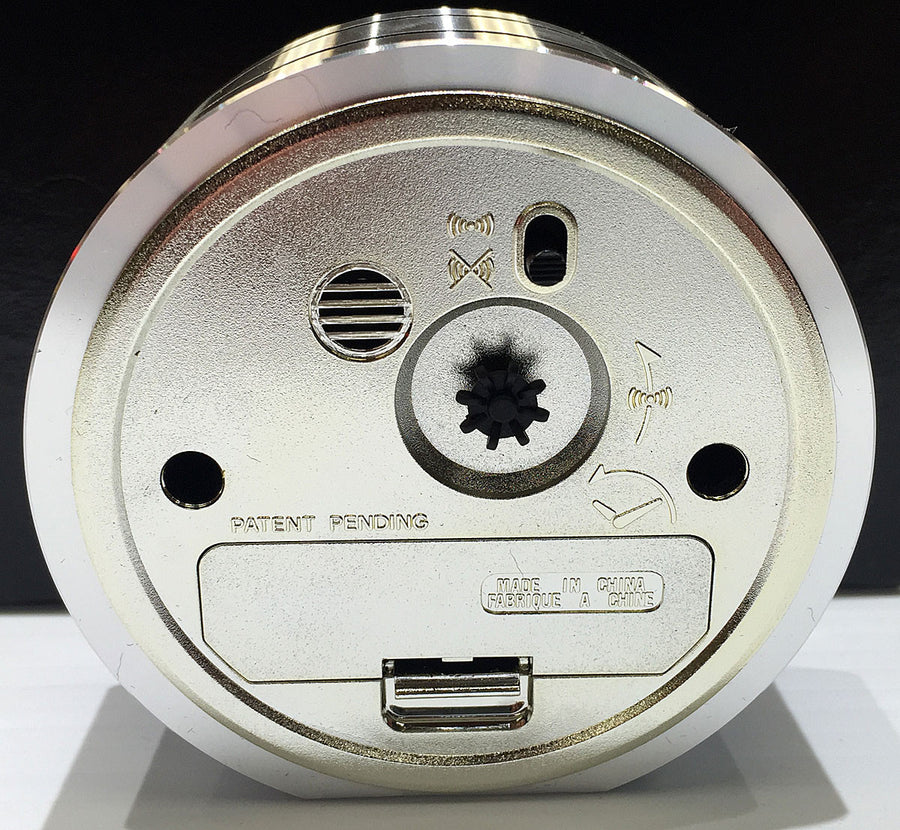 Movado Tabletop Alarm Clock - Chicago Pawners & Jewelers