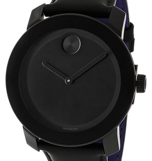 Movado Bold Black Watch - Chicago Pawners & Jewelers