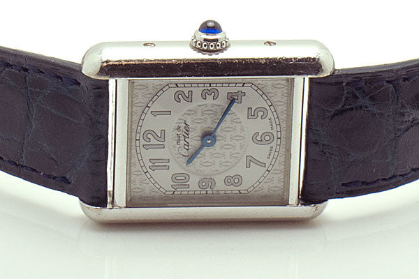 Cartier Must de Cartier Tank Watch - Chicago Pawners & Jewelers