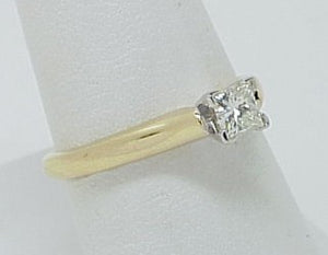 1/2ct Solitaire Diamond Engagement Ring - Chicago Pawners & Jewelers