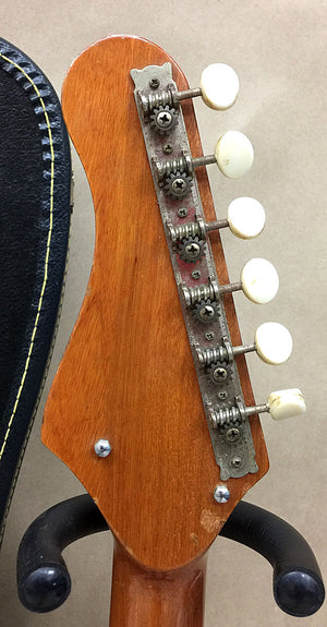 1960s Norma EG-203-2 Electric Guitar MIJ - Chicago Pawners & Jewelers