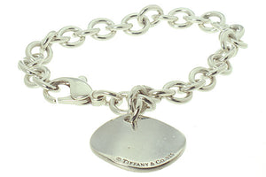 Tiffany Notes Round Tag Bracelet
