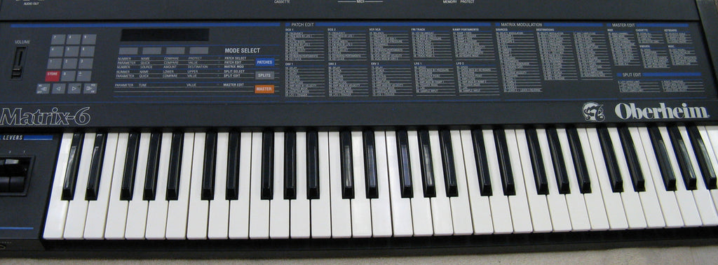 Oberheim Matrix 6 Analog Synthesizer - Chicago Pawners & Jewelers