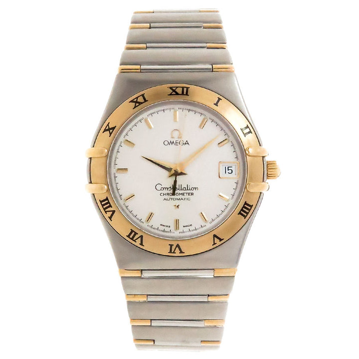 Omega Constellation Automatic SS/18K