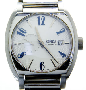 oris frank sinatra small second date chicago pawners jewelers