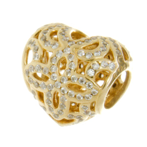 Pandora 14k Love and Appreciate Charm - Chicago Pawners & Jewelers