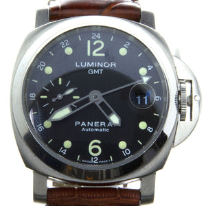 Panerai Luminor GMT Automatic 40mm PAM 159 - Chicago Pawners & Jewelers