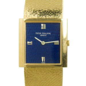 Patek Philippe Vintage 1960s Ultra Thin Dress Watch