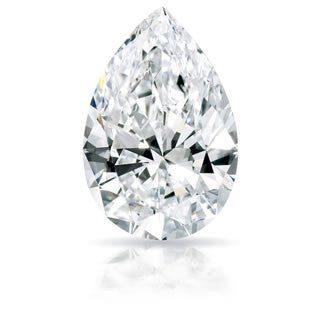 0.90ct G SI2 Pear Shape Diamond