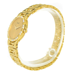 Piaget Dancer 18K Gold with Diamond Bezel