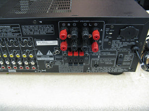 Pioneer VSX-D608 500 Watt Home Theater Receiver - Chicago Pawners & Jewelers