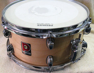 Premier Natural Maple Snare Drum