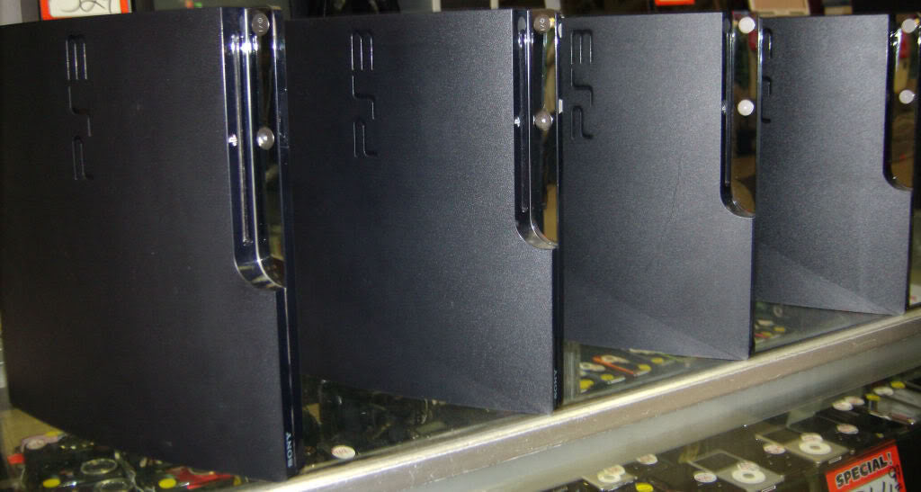 Sony PS3 - All Versions