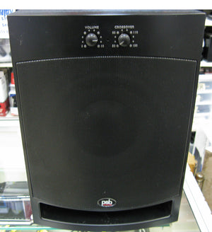 PSB Alpha B1 C1 Speakers & Subwoofer