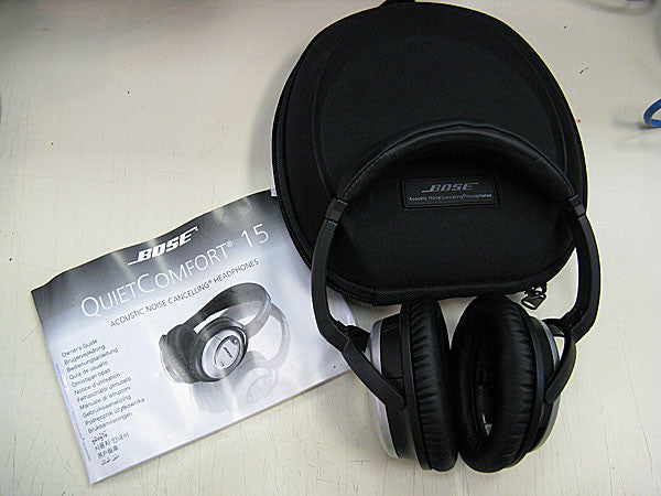Bose QC15 Noise Canceling Headphones - Chicago Pawners & Jewelers