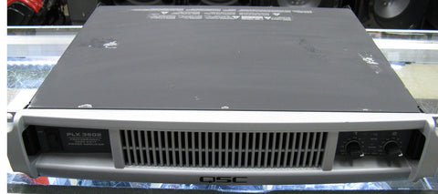 QSC PLX3602 Power Amplifier
