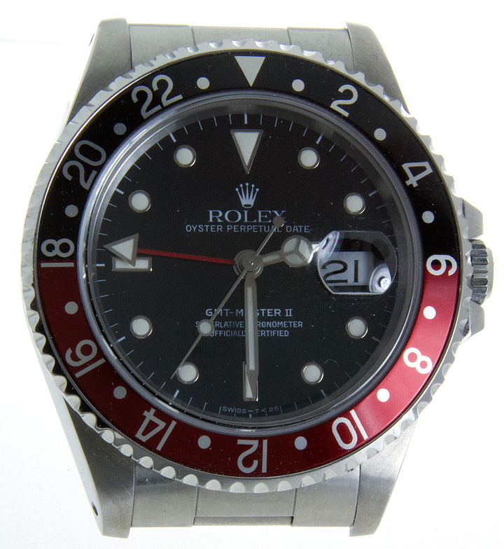 Rolex GMT Master II SS - Chicago Pawners & Jewelers