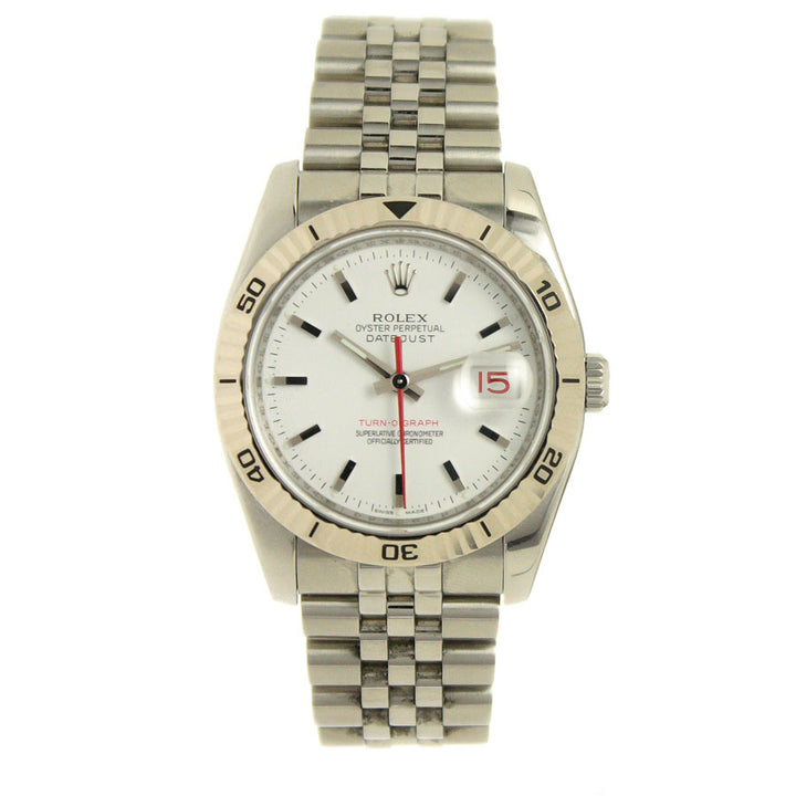 Rolex Turn-O-Graph Datejust - Chicago Pawners & Jewelers