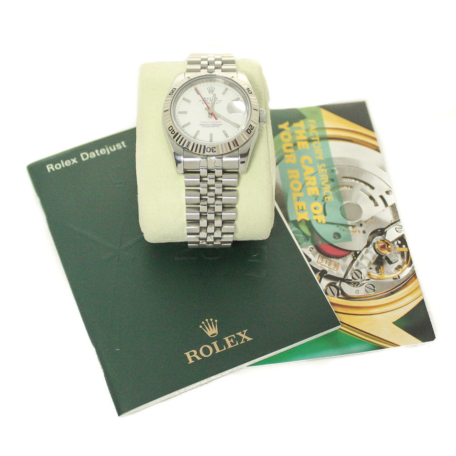 Rolex Turn-O-Graph Datejust