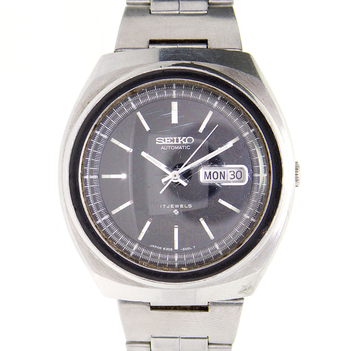 1970s Seiko UFO 17j Automatic Day Date - Chicago Pawners & Jewelers