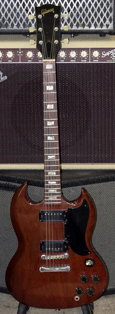 1972 Gibson SG Special Electric Guitar - Chicago Pawners & Jewelers