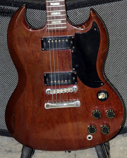1972 Gibson SG Special Electric Guitar – Chicago Pawners ...